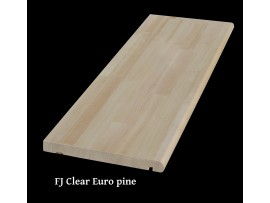 FJ Clear Euro pine tread