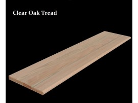 Clear Oak Tread