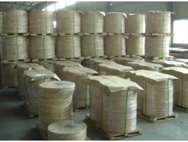 Bulk rounds prepared for shipment