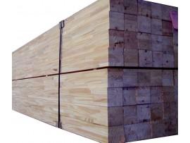 Pinus Elliottii 105x105 laminated post